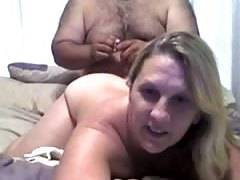 Mom and dad make a amateur porn fuck sex tape