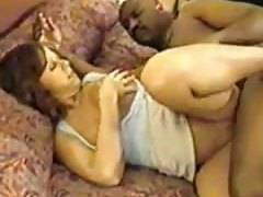 Curvy and busty ex-wife cuckold