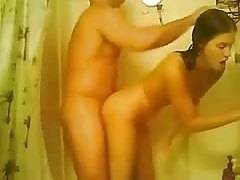 USA army stud shower sextape