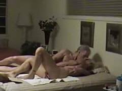 Homemade lovers sex at 60