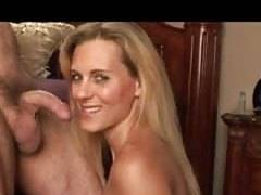cute milf gives great bj