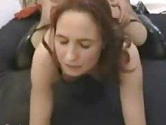 German slut in love with his big cock
