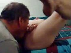 I love my pussy heated up with a good licking then creampie