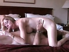 American Milf Has 69 And Doggystyle Sex With cum in her pussy 2