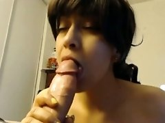 Pleasuring Me With A sloppy head And titty fucking Until I Cum