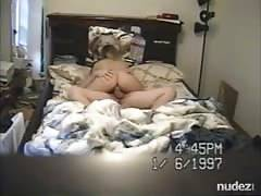 Vintage wife hidden cam cuckold neighbor