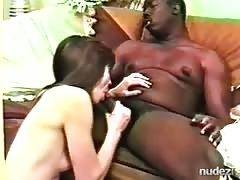 Deina Loves To Blow Black Cock