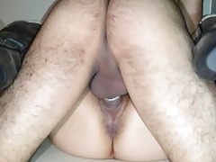 Latin cuckold milf fucked in doctor office by Rico Gardner