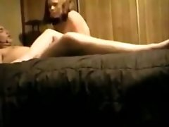 Bad BF Sneakily Tapes His ssbbw brunette GF Fucking Him In Various Positions
