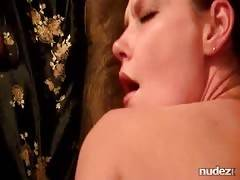She likes anal sex from behind
