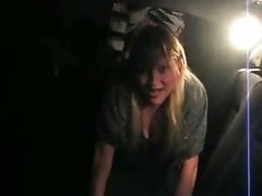 blonde pussy Partygirl Doesnt Care That A Friend Tapes Her Fucking In The Car