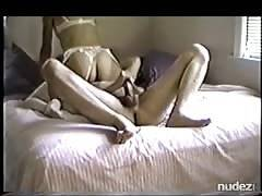 Wife Kathy gets fucked and swallows every last drop