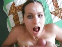 Great amateur facial
