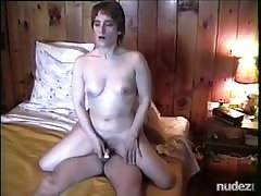 Milf riding my cock with enthusiasm