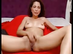 Orgasm for webcam mature housewife Caroline