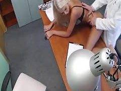 exgf european pussyfucked in docs workplace