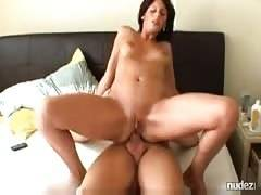 attractive Milf awesome butt sex