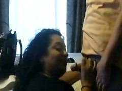 LOL  Girl Gets A Surprise cum in mouth In Her Mouth