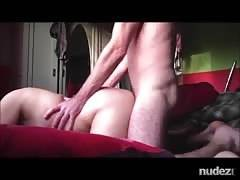 Horny milf with alluring body gets boned