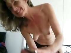 My French bathroom fuck Is So Kinky She Uses Her SGirls To Warm Me Up And Then Rides The Shit Out Of Me