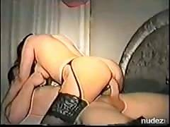 Vintage charming milf old cuckold