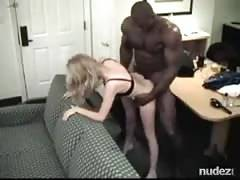 petite white fiance shared with enormous muscled black stud