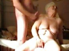 Granny still sucks chicks giving head compilation