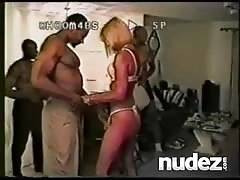 Suzanne the alluring MILF enjoys BBC