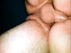 Dumping A Load In My ssbbw Wifes Pussy And She Aint On Birth Control