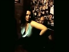 Bar Partygirl Gives A Random Guy A Lapdance And He Exposes Her Tits