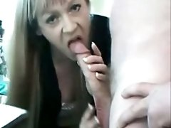 French Girl Sucks And Doggystyle Fucks Her Man On dirty chat With Ass cum facial