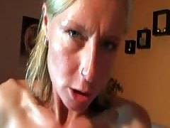 I made sexy amateur couple sex video with elderly porn guy