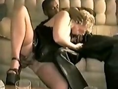Cuckold Tapes His Partygirl wifey Having Wild Sex With A black boobs Guy In The Living Room