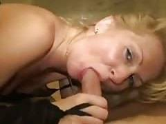 cute swinger german milf gets a good fuck