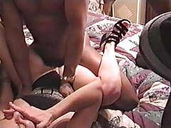 Vintage cuckold wife