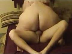 Fatass loves to fuck
