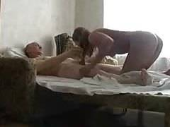 lovely russian broad has sex with mature sugardaddy
